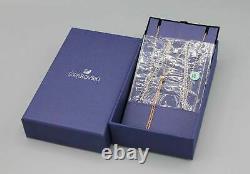 Swarovski 5487069 North pendant circle rose gold necklace crystal brand new